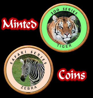 Minted Coins